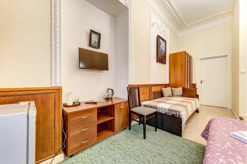 Улучшенная двухместная гостевая комната с собственным с/у, улица Марата, 8, Санкт-Петербург - Фотография 8