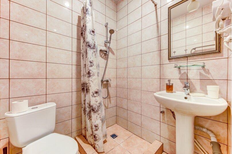 Улучшенная двухместная гостевая комната с собственным с/у, улица Марата, 8, Санкт-Петербург - Фотография 9