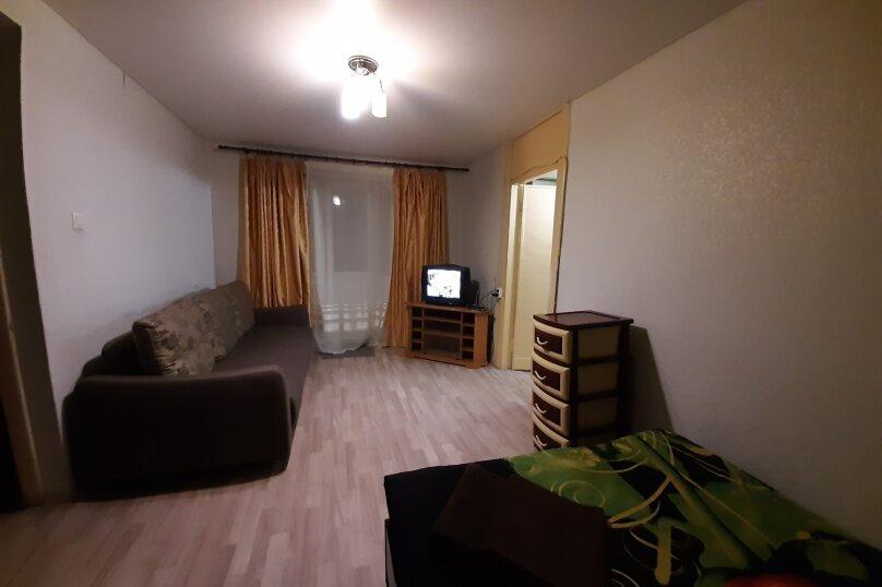 2-комн. квартира, 44 кв.м. на 6 человек, Автозаводская улица, 103, Ярославль - Фотография 10