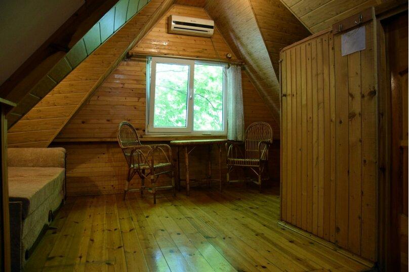 Дом Шалаш, 45 кв.м. на 6 человек, 1 спальня, Ялтинская улица, 2, Алупка - Фотография 2