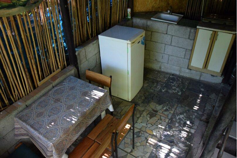 Дом Шалаш, 45 кв.м. на 6 человек, 1 спальня, Ялтинская улица, 2, Алупка - Фотография 3