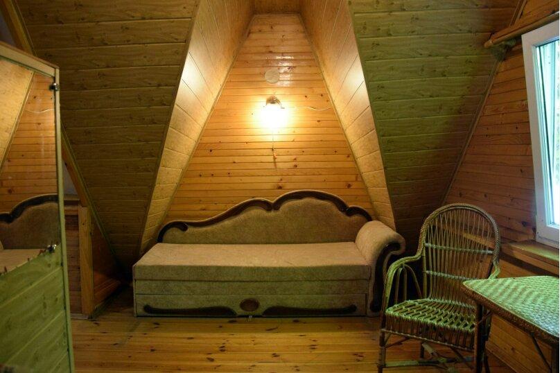 Дом Шалаш, 45 кв.м. на 6 человек, 1 спальня, Ялтинская улица, 2, Алупка - Фотография 7