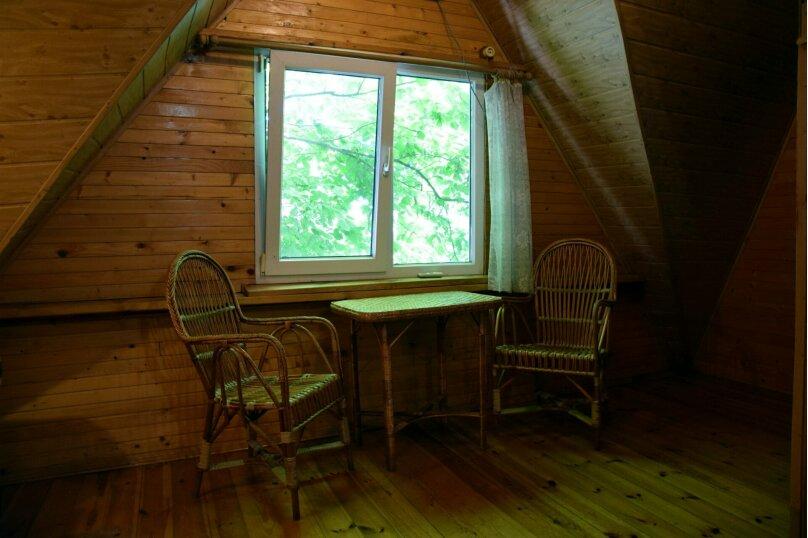 Дом Шалаш, 45 кв.м. на 6 человек, 1 спальня, Ялтинская улица, 2, Алупка - Фотография 8