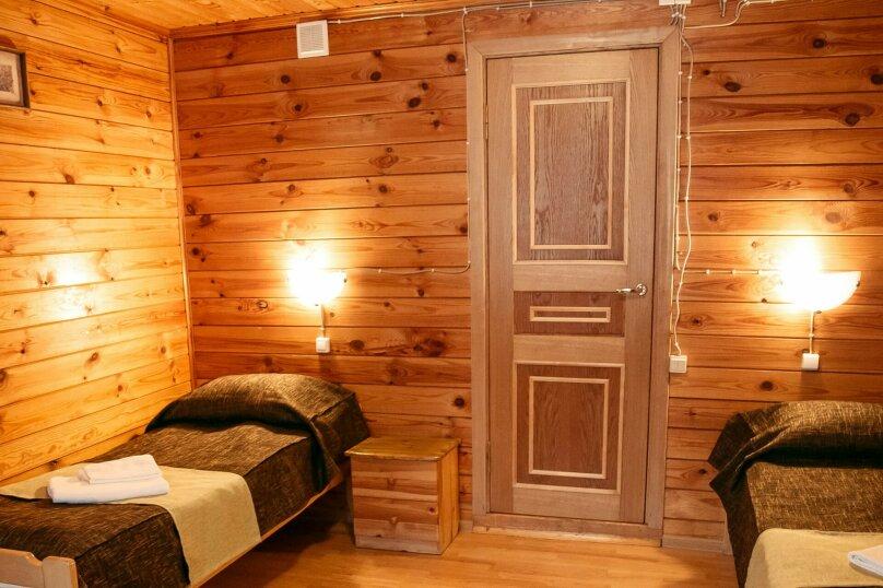 Однокомнатный номер с 2 кроватями, ст. Шуйская улица, 1, Петрозаводск - Фотография 1