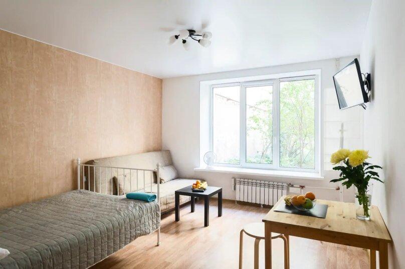 1-комн. квартира, 27 кв.м. на 4 человека, улица Марата, 33, Санкт-Петербург - Фотография 1