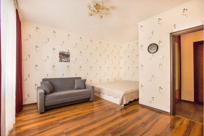 1-комн. квартира, 37 кв.м. на 4 человека, улица Маршала Жукова, 54, Тольятти - Фотография 2