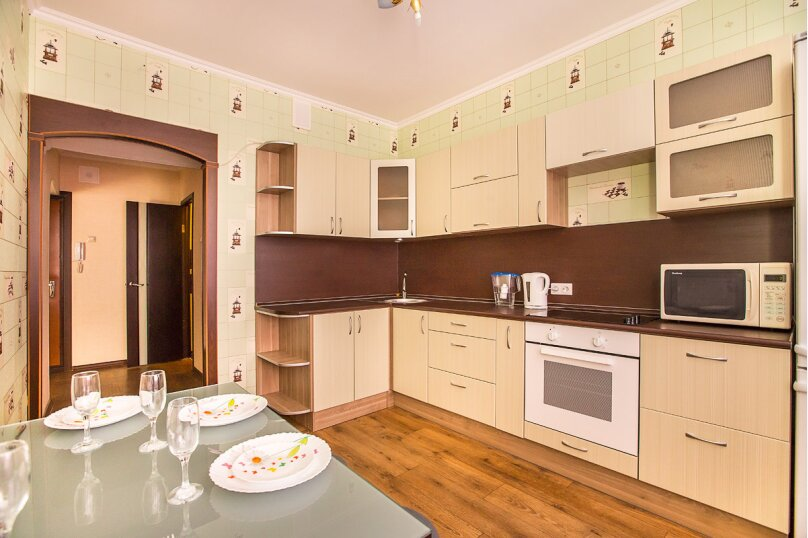 1-комн. квартира, 37 кв.м. на 4 человека, улица Маршала Жукова, 54, Тольятти - Фотография 4