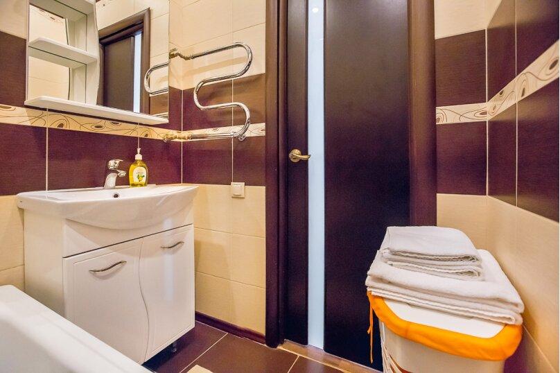 1-комн. квартира, 37 кв.м. на 4 человека, улица Маршала Жукова, 54, Тольятти - Фотография 7
