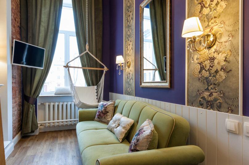 1-комн. квартира, 20 кв.м. на 4 человека, набережная реки Мойки, 16, Санкт-Петербург - Фотография 2