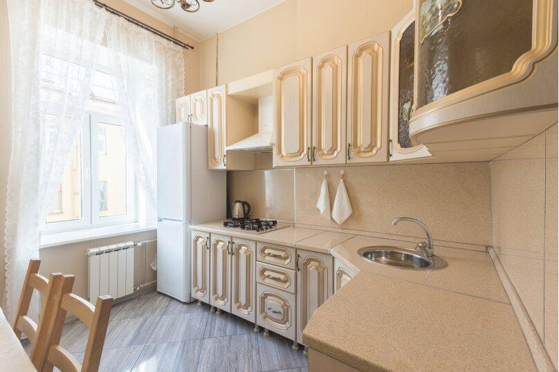 2-комн. квартира, 76 кв.м. на 10 человек, Пушкинская улица, 2/79, Санкт-Петербург - Фотография 1