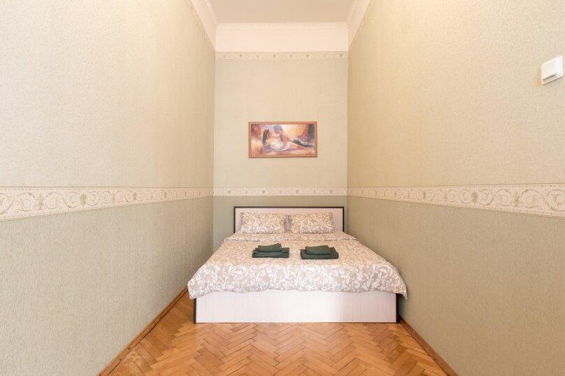 2-комн. квартира, 75 кв.м. на 8 человек, Пушкинская улица, 2/79, Санкт-Петербург - Фотография 1