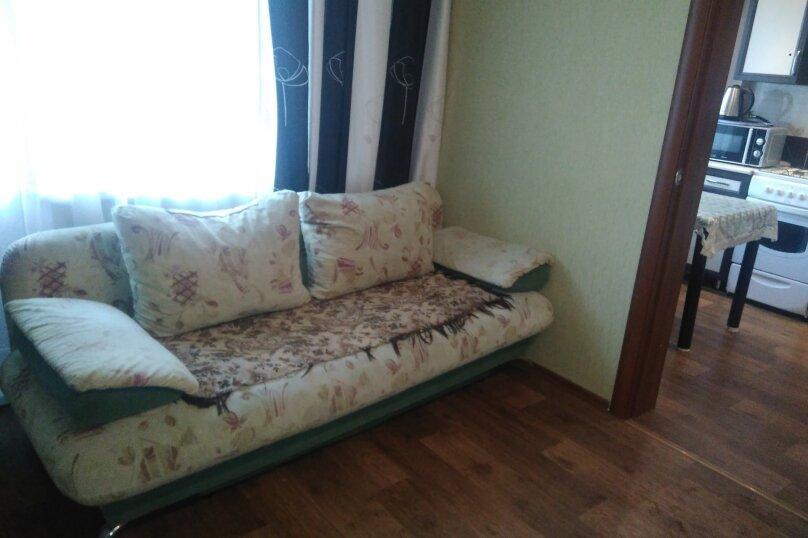 1-комн. квартира, 32 кв.м. на 4 человека, улица Александра Матросова, 6, Красноярск - Фотография 17