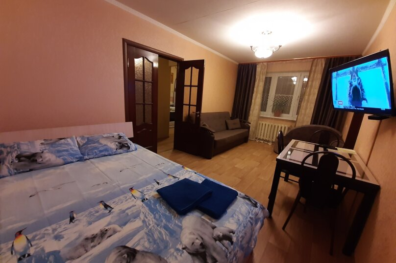 2-комн. квартира, 45 кв.м. на 6 человек, Автозаводская улица, 85, Ярославль - Фотография 1