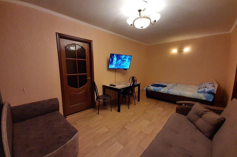 2-комн. квартира, 45 кв.м. на 6 человек, Автозаводская улица, 85, Ярославль - Фотография 4