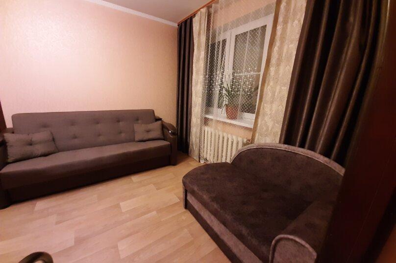 2-комн. квартира, 45 кв.м. на 6 человек, Автозаводская улица, 85, Ярославль - Фотография 5