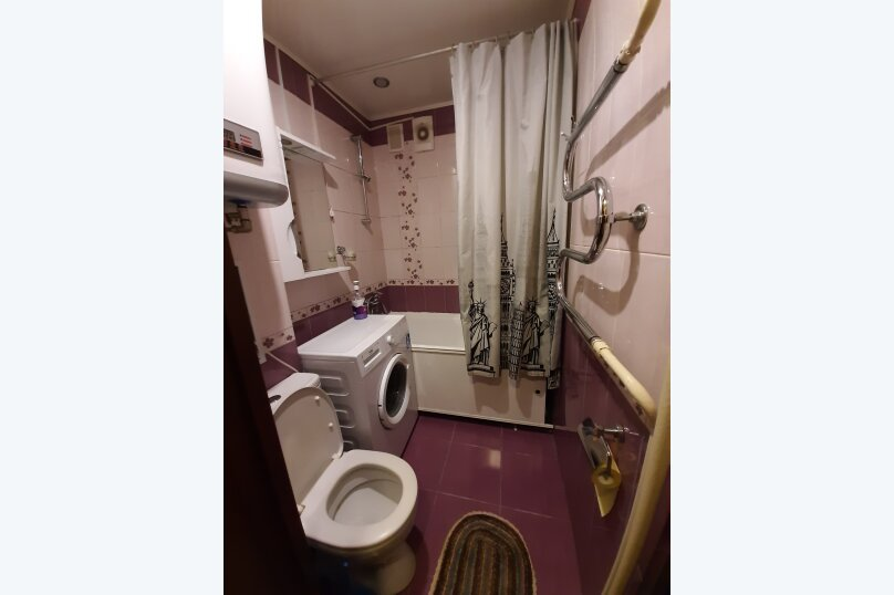 2-комн. квартира, 45 кв.м. на 6 человек, Автозаводская улица, 85, Ярославль - Фотография 7