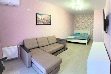 1-комн. квартира, 40 кв.м. на 6 человек, улица Толстого, 130к2, Анапа - Фотография 1