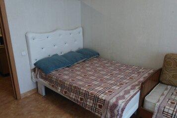 1-комн. квартира, 28 кв.м. на 3 человека, улица Карамзина, 12, Красноярск - Фотография 1
