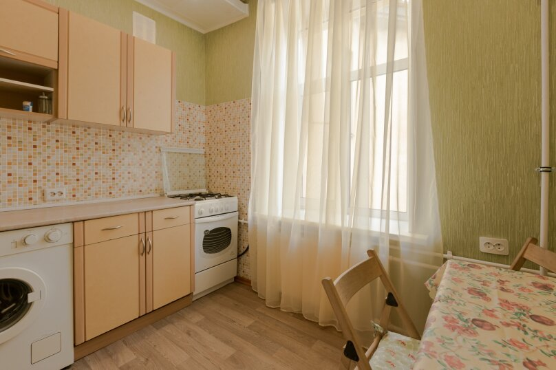 1-комн. квартира, 38 кв.м. на 4 человека, Ковенский переулок, 2, Санкт-Петербург - Фотография 3