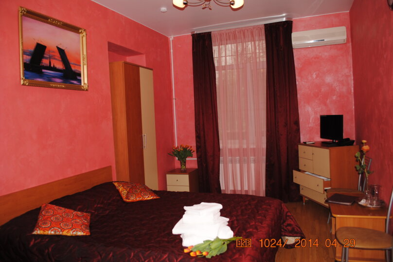 Стандартный двухместный номер с 1 кроватью, Слободская улица, 3, Санкт-Петербург - Фотография 2