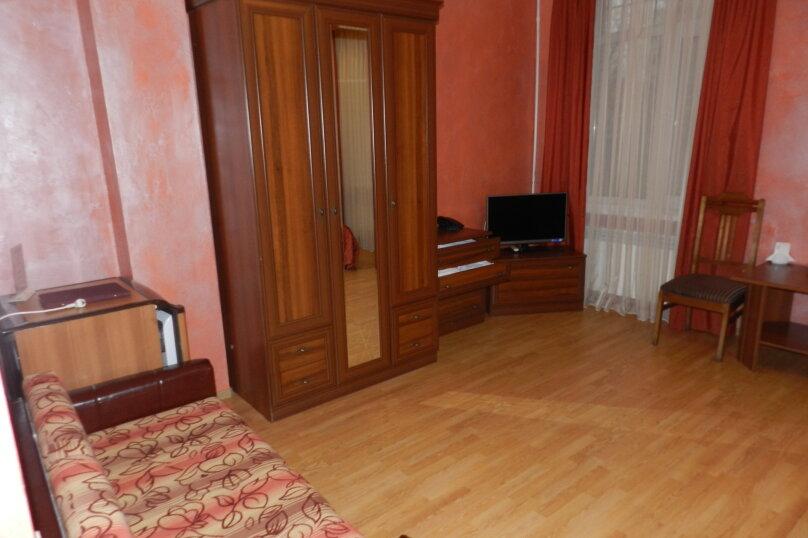"""Двухместный номер """"Комфорт"""" с 1 кроватью, Слободская улица, 3, Санкт-Петербург - Фотография 7"""