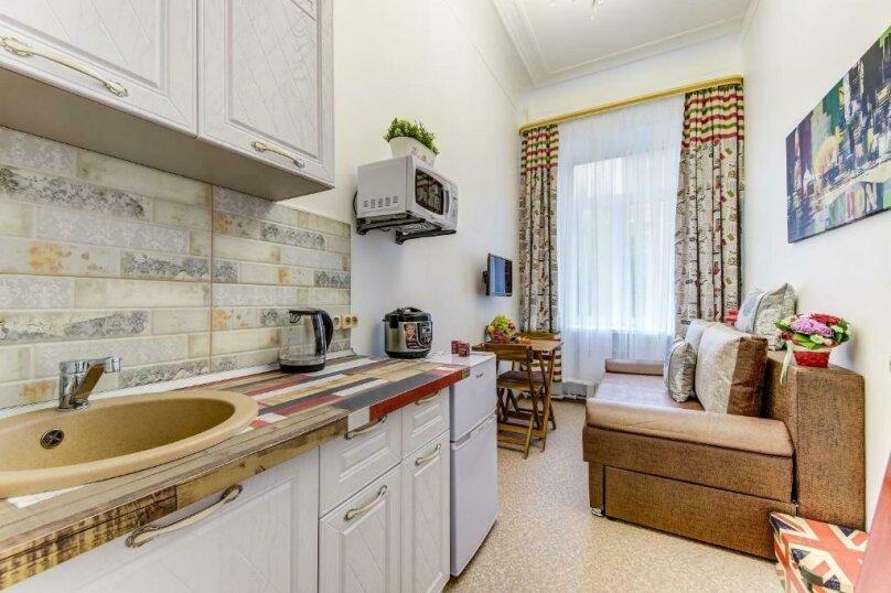Двухуровневые апартаменты(2), Курляндская улица, 6-8, Санкт-Петербург - Фотография 1