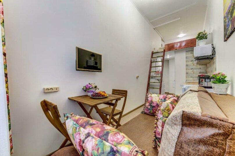 Двухуровневые апартаменты(6), Курляндская улица, 6-8, Санкт-Петербург - Фотография 1