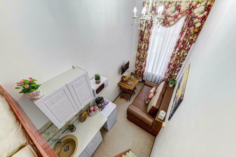 Двухуровневые апартаменты(7), Курляндская улица, 6-8, Санкт-Петербург - Фотография 2