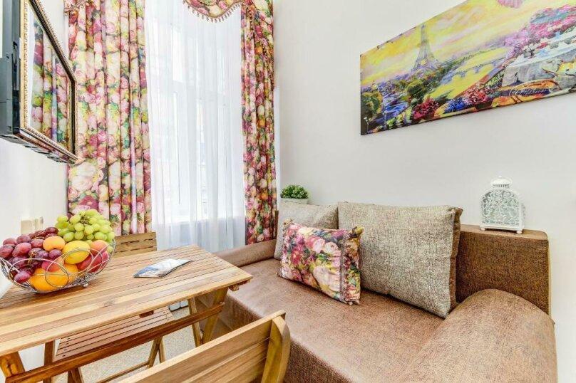 Двухуровневые апартаменты(7), Курляндская улица, 6-8, Санкт-Петербург - Фотография 1