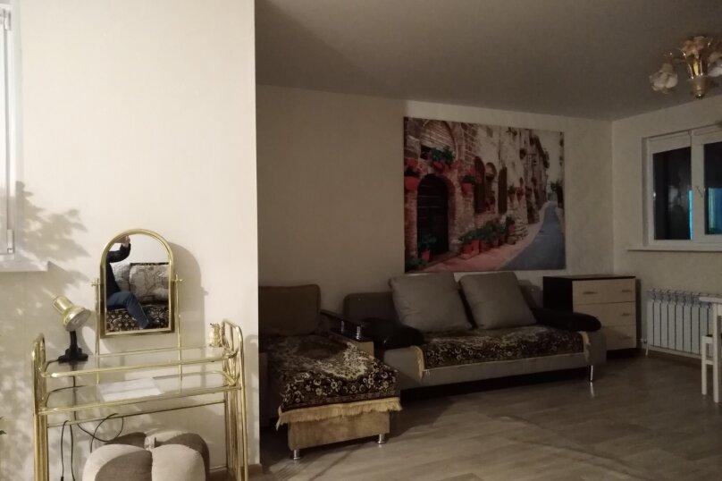 1-комн. квартира, 46 кв.м. на 6 человек, Касимовская улица, 15, Волгоград - Фотография 13