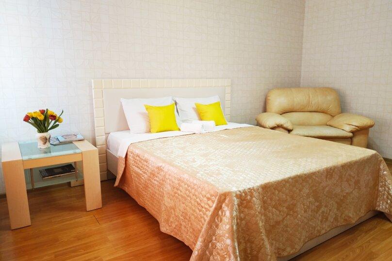 1-комн. квартира, 50 кв.м. на 3 человека, улица Войкова, 8, Хабаровск - Фотография 7