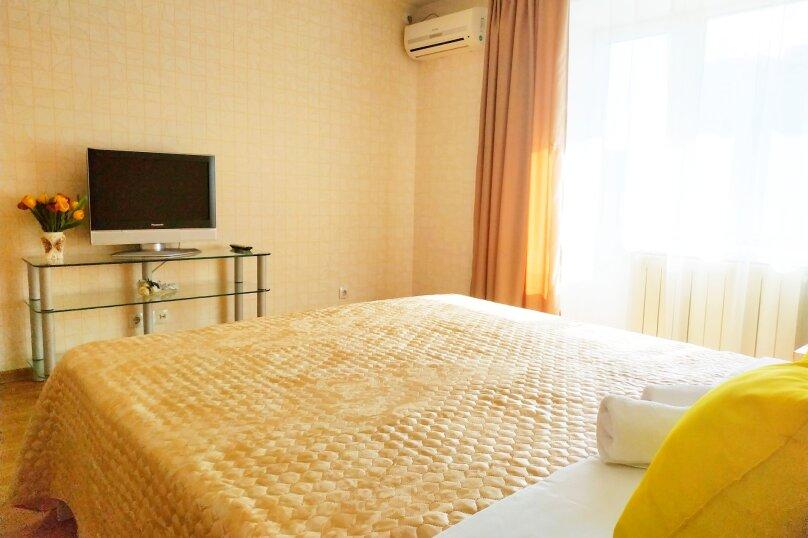 1-комн. квартира, 50 кв.м. на 3 человека, улица Войкова, 8, Хабаровск - Фотография 8