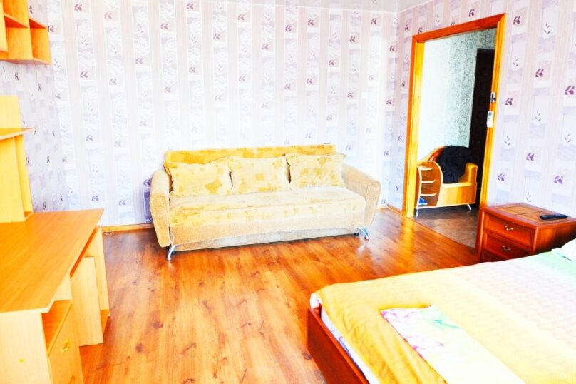 1-комн. квартира, 40 кв.м. на 4 человека, улица Калинина, 14, Хабаровск - Фотография 7