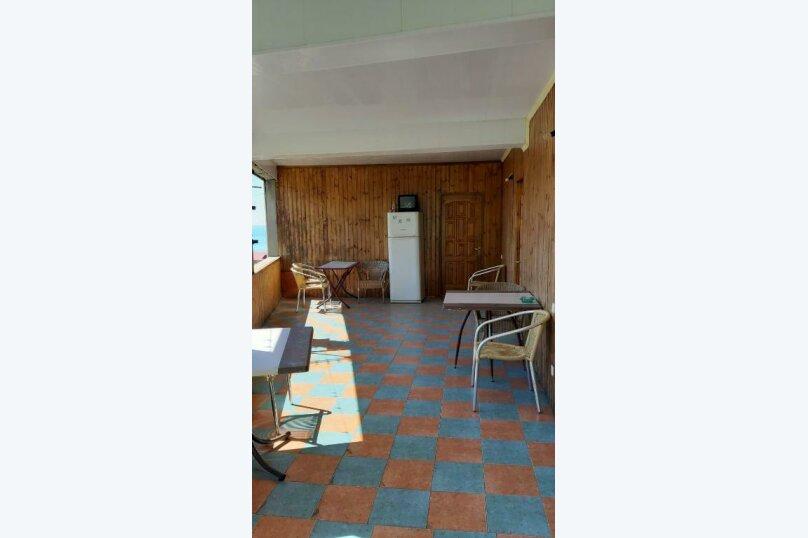 Номер 4х местный, 2 спальни, второй этаж, Комфорт, улица Декабристов, 183, Лоо - Фотография 2