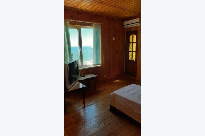 Номер 4х местный, 2 спальни, второй этаж, Комфорт, улица Декабристов, 183, Лоо - Фотография 4