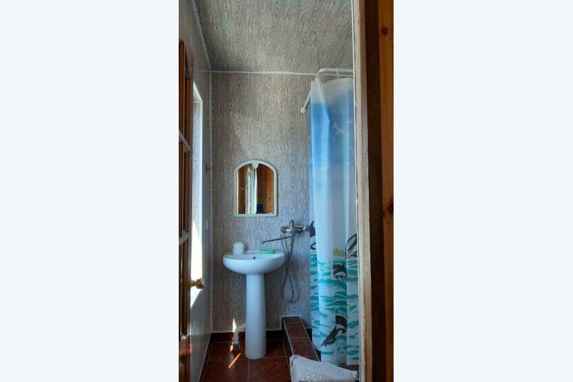 Номер 4х местный, 2 спальни, второй этаж, Комфорт, улица Декабристов, 183, Лоо - Фотография 6