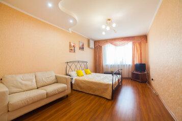 1-комн. квартира, 50 кв.м. на 4 человека, улица Фрунзе, 11, Хабаровск - Фотография 1