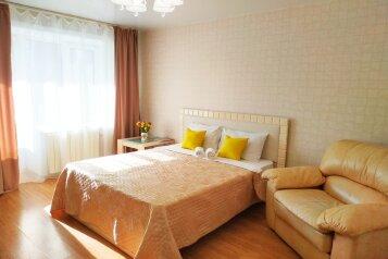1-комн. квартира, 50 кв.м. на 3 человека, улица Войкова, 8, Хабаровск - Фотография 1