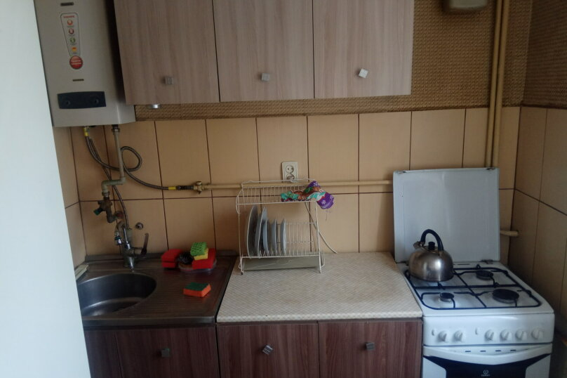 1-комн. квартира, 34 кв.м. на 3 человека, улица Терлецкого, 1, Балаклава - Фотография 4