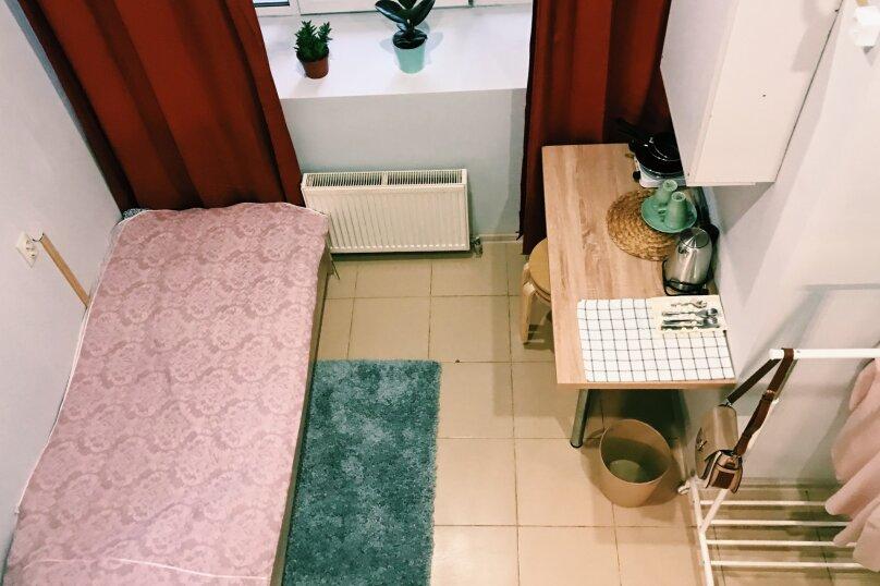 Номер-студио № 1 с собственным санузлом и мини-кухней, улица Карла Маркса, 42, Казань - Фотография 1
