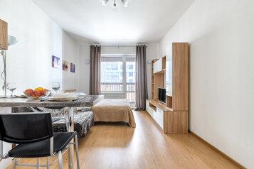 1-комн. квартира, 30 кв.м. на 3 человека, 5-й Предпортовый проезд, 2, Санкт-Петербург - Фотография 1