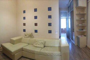 2-комн. квартира, 48 кв.м. на 6 человек, улица Калинина, 13, Алупка - Фотография 1