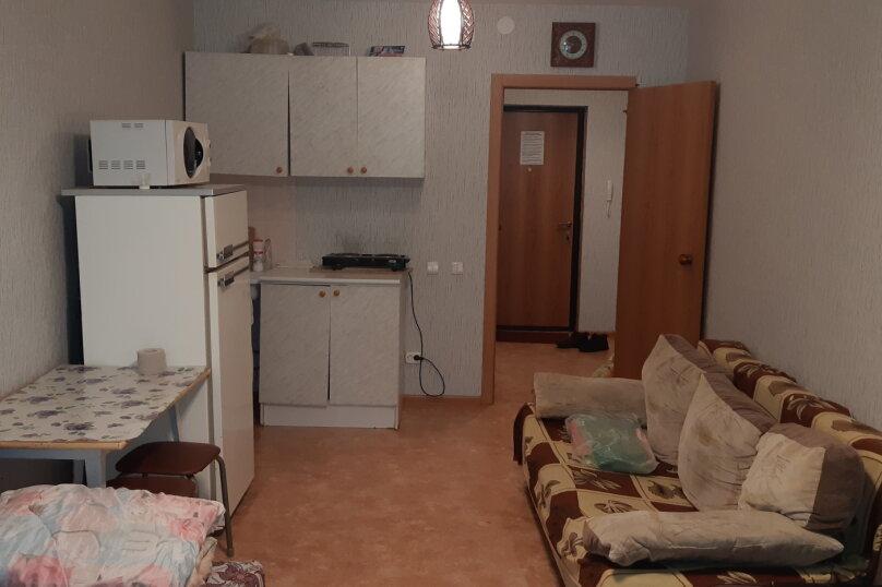 1-комн. квартира, 28 кв.м. на 4 человека, Ярыгинская набережная, 9, Красноярск - Фотография 4