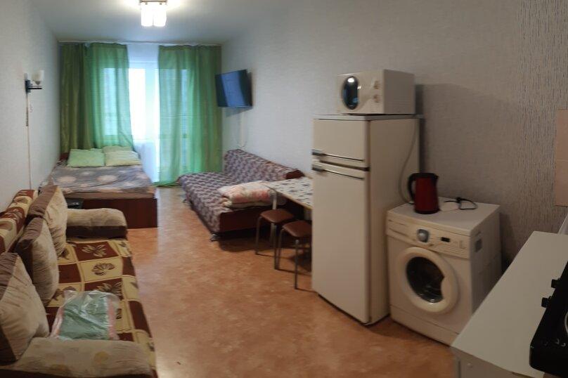 1-комн. квартира, 28 кв.м. на 4 человека, Ярыгинская набережная, 9, Красноярск - Фотография 7
