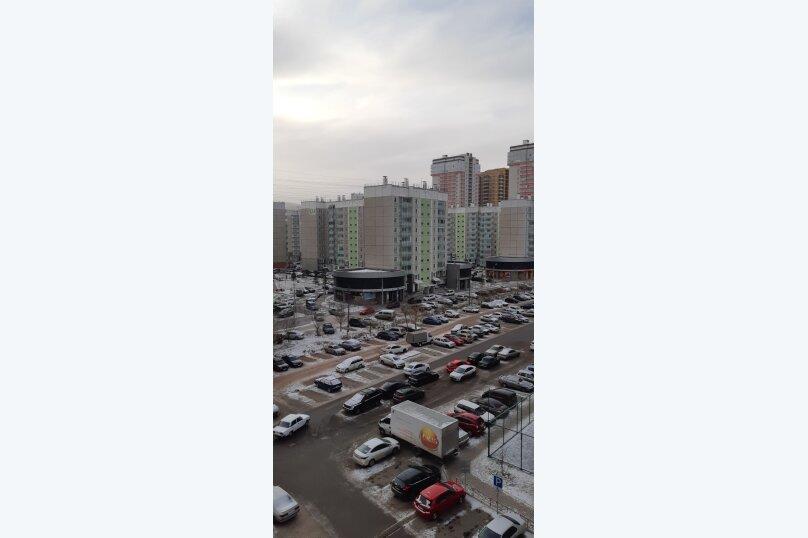 1-комн. квартира, 28 кв.м. на 4 человека, Ярыгинская набережная, 9, Красноярск - Фотография 10