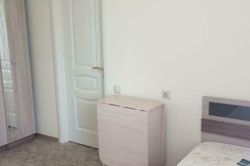 Двухместный номер с 2 отдельными кроватями и ванной комнатой      №3, Одесская, 25, Ейск - Фотография 4