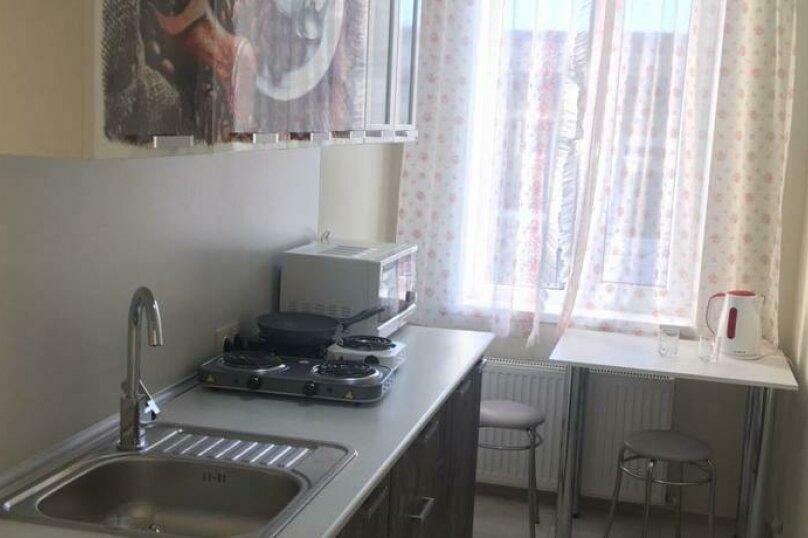Двухместный номер с 2 отдельными кроватями и ванной комнатой      №3, Одесская, 25, Ейск - Фотография 6