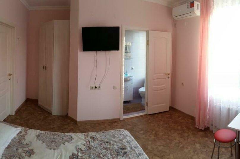 Двухместный номер Делюкс с 1 кроватью и ванной     №2, Одесская, 25, Ейск - Фотография 4