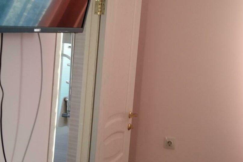 Двухместный номер Делюкс с 1 кроватью и ванной     №2, Одесская, 25, Ейск - Фотография 6