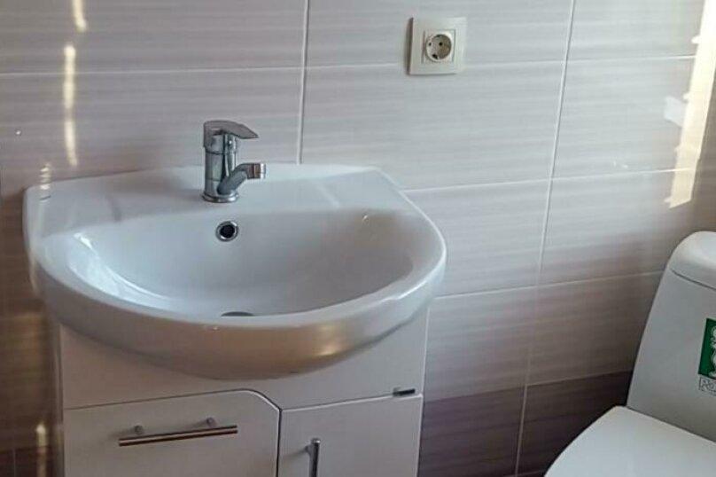 Двухместный номер Делюкс с 1 кроватью и ванной     №2, Одесская, 25, Ейск - Фотография 7